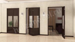 Двери гармошка Черногорск