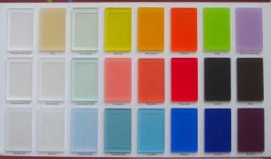 Акриловое стекло матовое для радиусных шкафов-купе и радиусных межкомнатных перегородок Черногорск