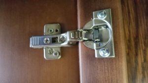 Петля для распашной двери с доводчиком Черногорск