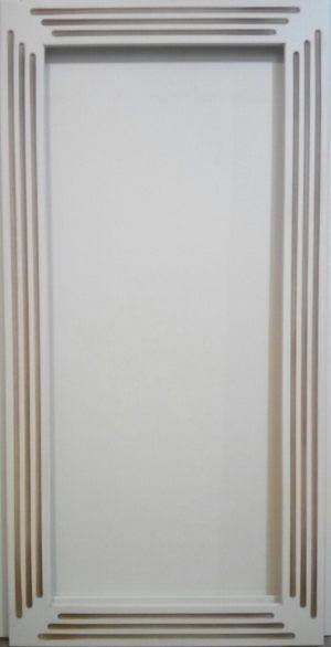 Рамочный фасад с фрезеровкой 2 категории сложности Черногорск