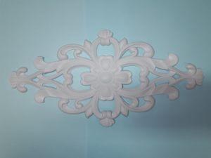 Декоративная накладка № 6-397*199*7 Черногорск