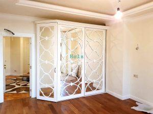 Двери с фигурной филенкой, эмаль Черногорск