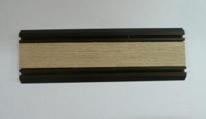 Направляющая нижняя для шкафа-купе вкладка шпон Черногорск